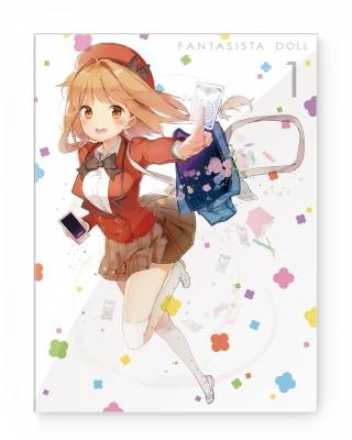 ファンタジスタドール vol.1 【Blu-ray 初回生産限定版 イベント券封入】
