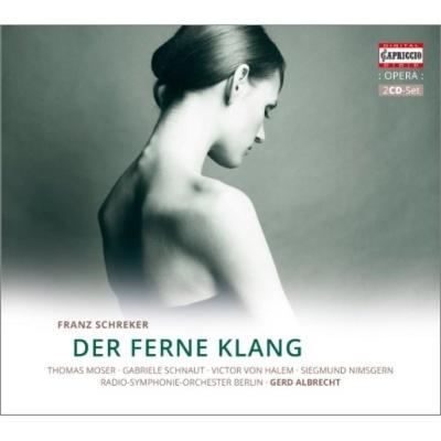 歌劇『はるかな響き』全曲 アルブレヒト&ベルリン放送響、シュナウト、トマス・モーザー、他(1990 ステレオ)(2CD)