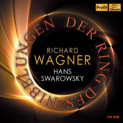 『ニーベルングの指環』全曲 スワロフスキー&大交響楽団、クニプロヴァー、マッキー、ポルケ、他(1968 ステレオ)(14CD)