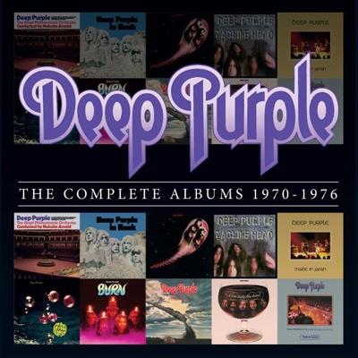 Complete Albums 1970 1976 10cd Deep Purple Hmv Amp Books