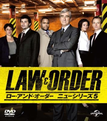 LAW&ORDER/ロー・アンド・オーダー<ニューシリーズ5> バリューパック