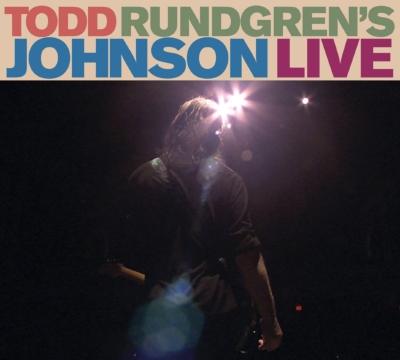Todd Rundgren's Johnson Live (+DVD)