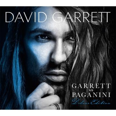 garrett vs paganini deluxe edition 2cd david garrett. Black Bedroom Furniture Sets. Home Design Ideas