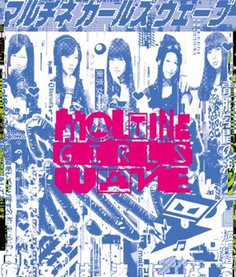 Maltine Girls Wave (Blu-ray+CD)