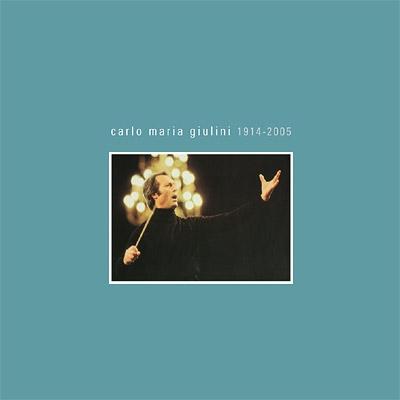 Giulini: Carlo Maria Giulini Dg & Sony Recordings