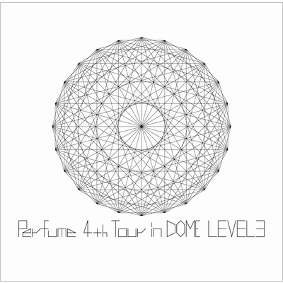 Perfume 4th Tour In Dome Quot Level3 Quot Dvd Standard Edition
