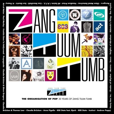 The Organisation Of Pop (Tokyo Edition)-30 Years Of Zang Tuum Tumb