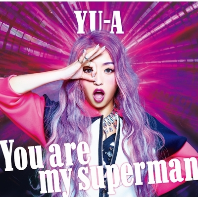 You are my superman (+DVD)