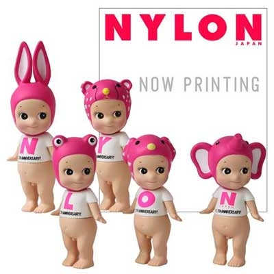 NYLON JAPAN PREMIUM BOX VOL.15/NYLON JAPAN×SONY ANGEL