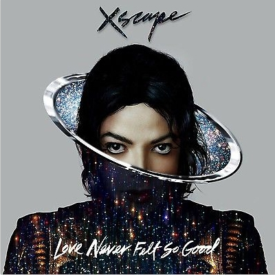 Love Never Felt So Good (2tracks)