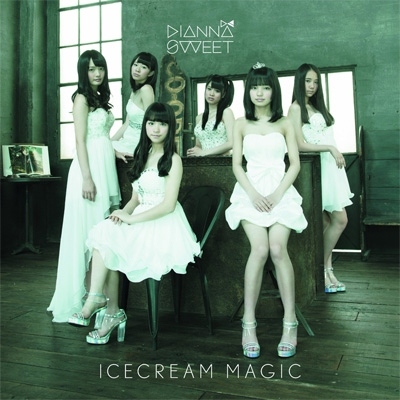 ICE CREAM MAGIC (+DVD)【初回限定盤】