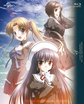 ef-a tale of melodies.Blu-ray BOX