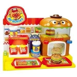 Jouet Anpanman Fast Food