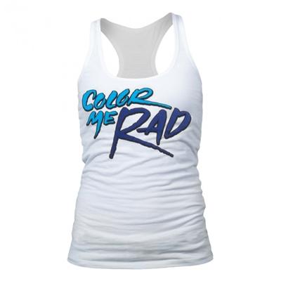 COLOR ME RAD タンクトップ レディース Blue【L】