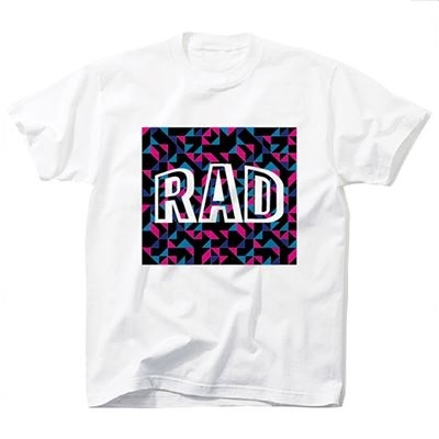 COLOR ME RAD 限定BOXTシャツ 【XS】