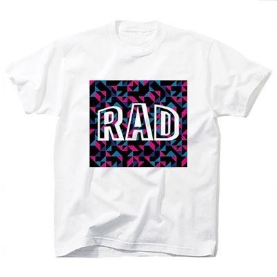 COLOR ME RAD 限定BOXTシャツ 【L】