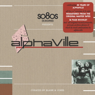 Alphaville Jet Set Jellybean Mix