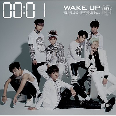WAKE UP [First Press Limited Edition B](CD+DVD)