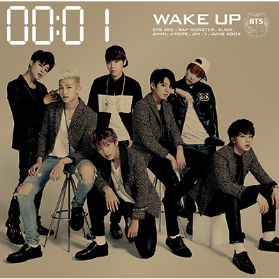 WAKE UP [First Press Limited A](CD+DVD)