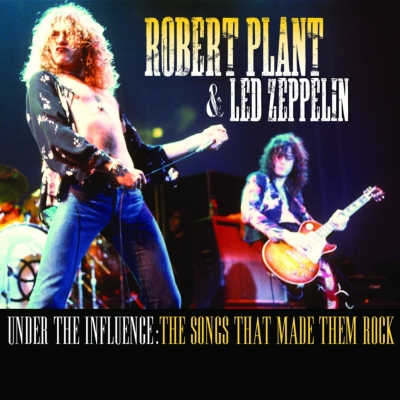 Robert plant led zeppelin under the influence hmvbooks online robert plant led zeppelin under the influence voltagebd Choice Image