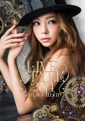 namie amuro LIVE STYLE 2014 (Blu-ray)