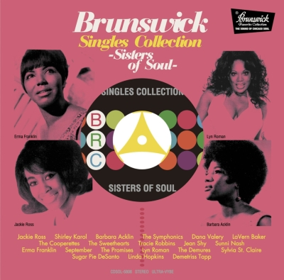 Brunswick Singles Collection -Sisters Of Soul -