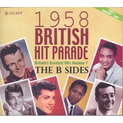British Hit Parade 1958: The B Sides Part 1