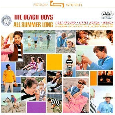 All Summer Long (高音質盤/200グラム重量盤レコード/Analogue Productions)