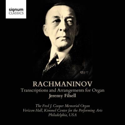 Transcriptions & Arrangements For Organ: Filsell(Org)