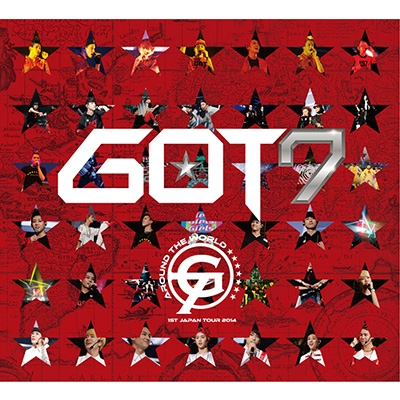 Got7 1st japan tour 2014 around the world in makuhari messe first