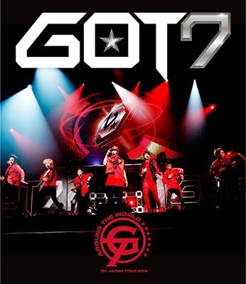 "GOT7 1st Japan Tour 2014 ""AROUND THE WORLD"" in MAKUHARI MESSE【通常盤】(DVD)"