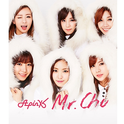 Mr.Chu (On Stage)〜Japanese Ver.〜【初回生産限定盤C:ナムジュversion】