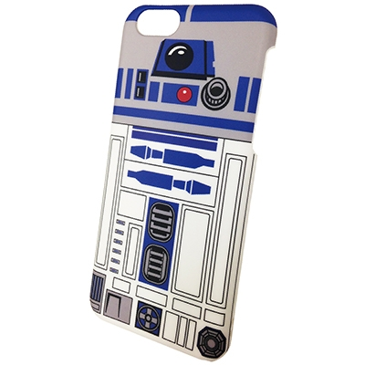 スター・ウォーズ iPhone6対応ハードジャケット R2-D2