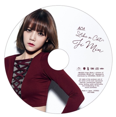 Like a Cat 【初回生産限定盤(ピクチャーレーベル:JIMIN)】
