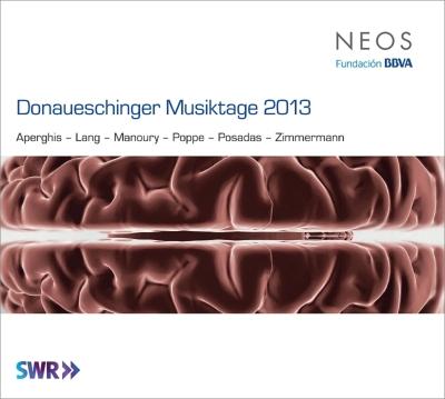 『ドナウエッシンゲン音楽祭2013〜新作オーケストラ作品ライヴ』(4SACD)