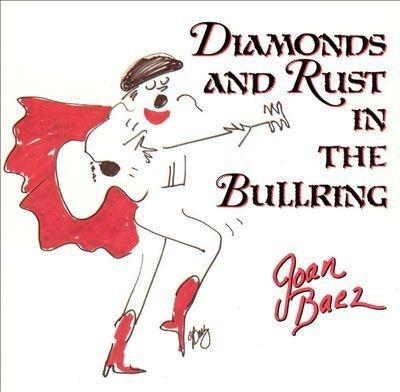 Diamonds & Rust In The Bullring (高音質盤/200グラム重量盤レコード/Analogue Productions)