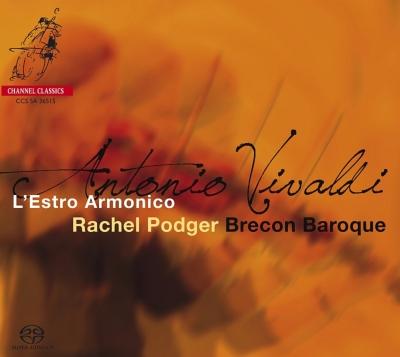 『調和の霊感』全曲 ポッジャー&ブレコン・バロック(2SACD)