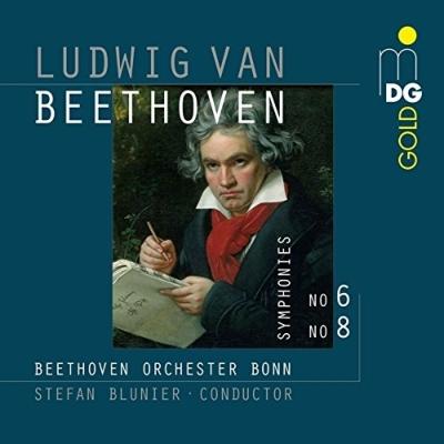 交響曲第6番『田園』、第8番 ブルーニエ&ボン・ベートーヴェン管弦楽団