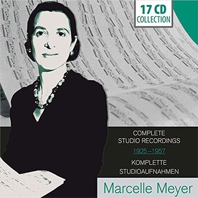 マルセル・メイエ/スタジオ録音集成(17CD)
