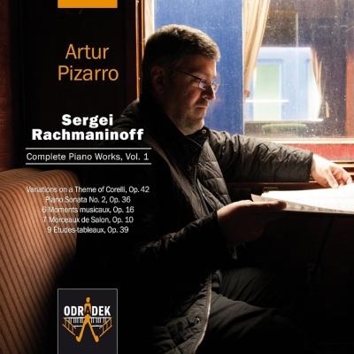 ピアノ作品全集第1集 アルトゥール・ピザーロ(2CD)