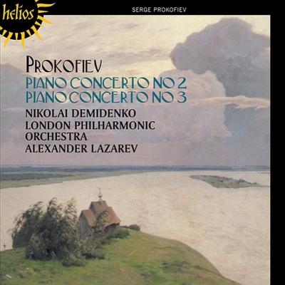 ピアノ協奏曲第3番、第2番 デミジェンコ、ラザレフ&ロンドン・フィル