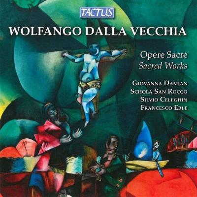 Sacred Works: Erle / Schola San Rocco G.damian(S)Poulenc: Gloria