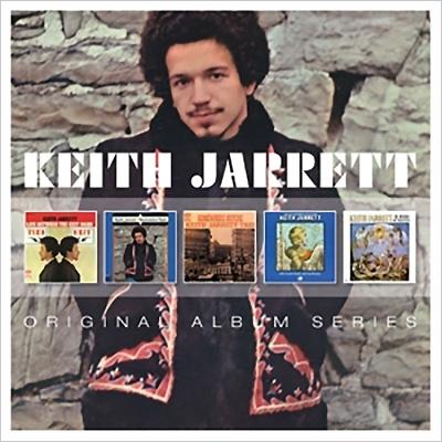 Keith Jarrett Restoration Ruin