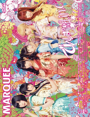 MARQUEE Vol.107