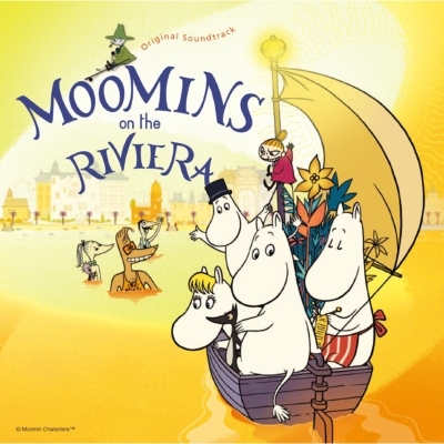 Original Soundtrack Moomins On The Riviera