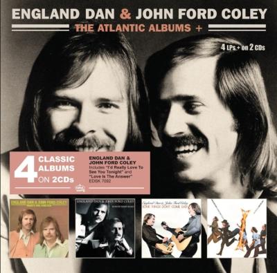 Atlantic Big Tree Recordings England Dan Amp John Ford