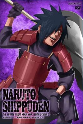 NARUTO-ナルト-疾風伝忍界大戦・うちはオビト 3