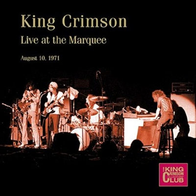King Crimson - Live In Central Park, NYC 07-01-74