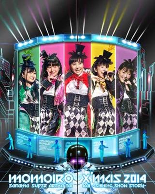 ももいろクリスマス2014 さいたまスーパーアリーナ大会 〜Shining Snow Story〜Day1 / Day2 LIVE Blu-ray BOX【初回限定版】