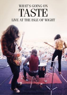 WHAT'S GOING ON: テイスト ワイト島ライヴ 1970 (+CD)(限定盤)